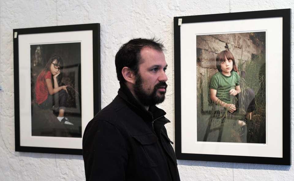 UN FOTÓGRAFO DE NEWTOWN ARMA A NIÑOS POR UNA BUENA CAUSA